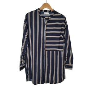 Urban Outfitter Long Striped Shirt S/P